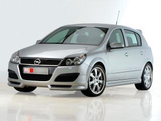 обои MS Design Opel Astra 5-door (H)  передок фото