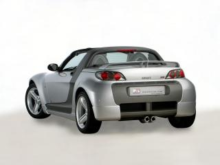 обои MS Design Smart Roadster зад фото