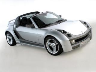 обои MS Design Smart Roadster передок фото