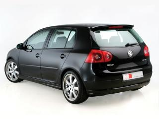 обои MS Design Volkswagen Golf (Typ 1K) зад фото