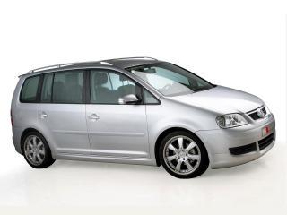 обои MS Design Volkswagen Touran бок фото