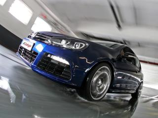 обои MR Car Design Volkswagen Golf R (Typ 1K) бампер фото
