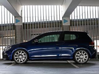 обои MR Car Design Volkswagen Golf R (Typ 1K) бок фото