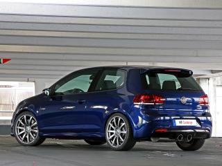 обои MR Car Design Volkswagen Golf R (Typ 1K) боком фото