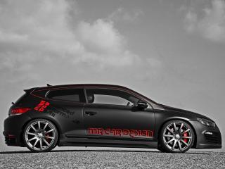 обои MR Car Design Volkswagen Scirocco бок фото