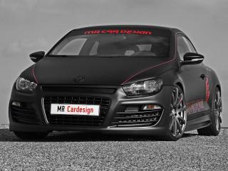 обои MR Car Design Volkswagen Scirocco спереди фото