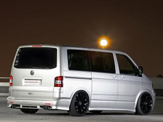 обои MR Car Design Volkswagen T5 боком фото