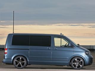 обои MR Car Design Volkswagen T5 бус фото