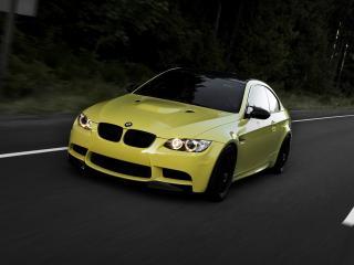 обои IND BMW M3 Coupe (E92) мощь фото