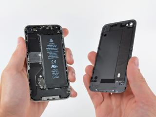 обои Apple iphone 4 внутри фото