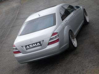 обои Asma Design S-Klasse (W221) зад фото