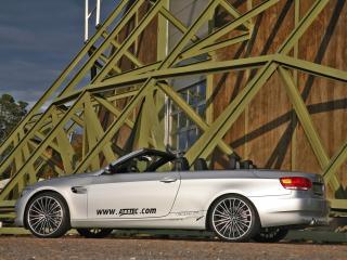обои ATT BMW 335i Cabrio (E93) бок фото