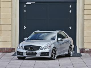 обои ATT Mercedes-Benz E-Klasse (W212) передок фото