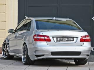 обои ATT Mercedes-Benz E-Klasse (W212) сзади фото
