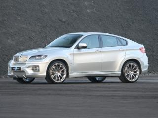 обои Hartge BMW X6 (Е71) бок фото