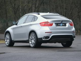 обои Hartge BMW X6 (Е71) боком сзади фото