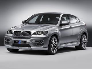 обои Hartge BMW X6 (Е71) грозный фото