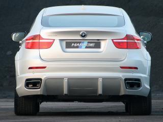 обои Hartge BMW X6 (Е71) зад серебристого фото