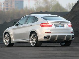 обои Hartge BMW X6 (Е71) зад фото