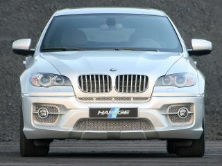 обои Hartge BMW X6 (Е71) передок фото