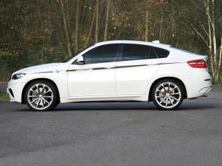 обои Hartge BMW X6 M (Е71) белый фото