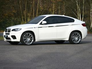 обои Hartge BMW X6 M (Е71) бок фото