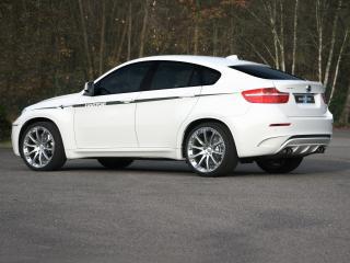 обои Hartge BMW X6 M (Е71) сбоку фото