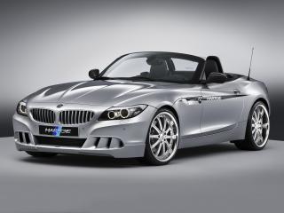 обои Hartge BMW Z4 Roadster (E89) спереди фото