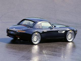 обои Hartge BMW Z8 (E52) зад фото