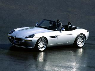 обои Hartge BMW Z8 (E52) серебристый фото