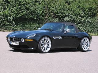 обои Hartge BMW Z8 (E52) черный фото