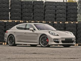 обои Mcchip-DKR Porsche Panamera Turbo (970) красивая фото