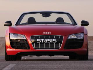 обои STaSIS Engineering Audi R8 V10 Spyder Extreme Edition перед фото