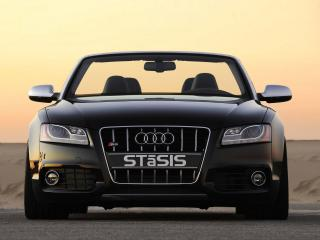 обои STaSIS Engineering Audi S5 Cabriolet Challenge Edition передок фото