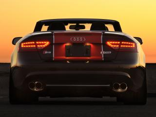 обои STaSIS Engineering Audi S5 Cabriolet Challenge Edition стопы фото