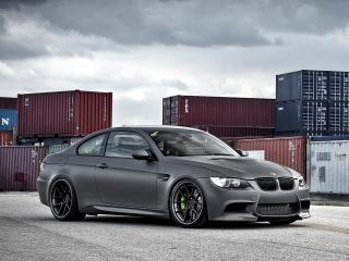 обои Active Autowerke BMW M3 Coupe (E92) контейнеры фото
