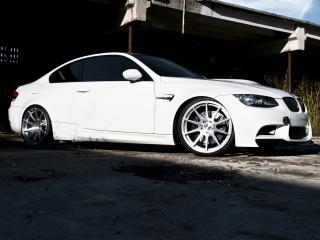 обои Active Autowerke BMW M3 Coupe (E92) тень фото