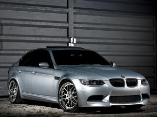 обои Active Autowerke BMW M3 Sedan (E90) 2009 сильный фото