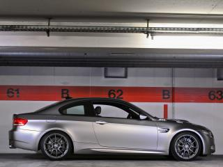 обои APP Europe BMW M3 StopTech Trackday Edition (E92) бок фото