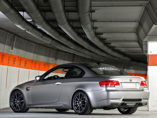 обои APP Europe BMW M3 StopTech Trackday Edition (E92) боком фото