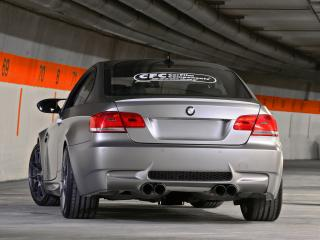 обои APP Europe BMW M3 StopTech Trackday Edition (E92) зад фото