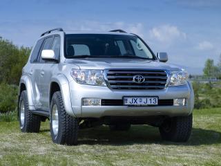 обои Arctic Trucks Toyota Land Cruiser 200 передок фото