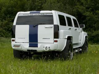 обои Geiger Hummer H3 GT Alpha красивый фото