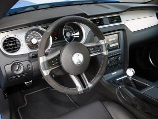 обои Geiger Shelby GT500 руль фото