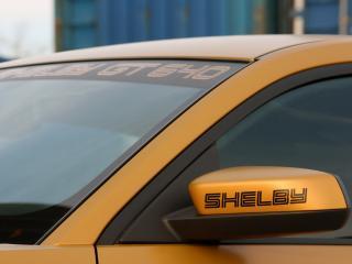 обои Geiger Shelby GT640 Golden Snake надпись фото