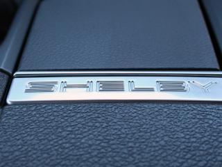 обои Geiger Shelby GT640 Golden Snake шильдик фото