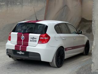 обои Vogtland BMW 1 Series 5-door (E87) зад фото