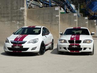 обои Vogtland Opel Astra 5-door (J) красавцы фото