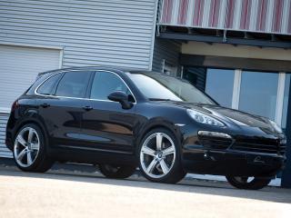 обои Lumma Design Porsche Cayenne Diesel (958) красавец фото