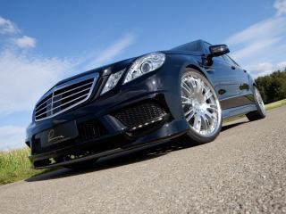 обои Lumma Mercedes-Benz E50 CLR (W212) бампер фото